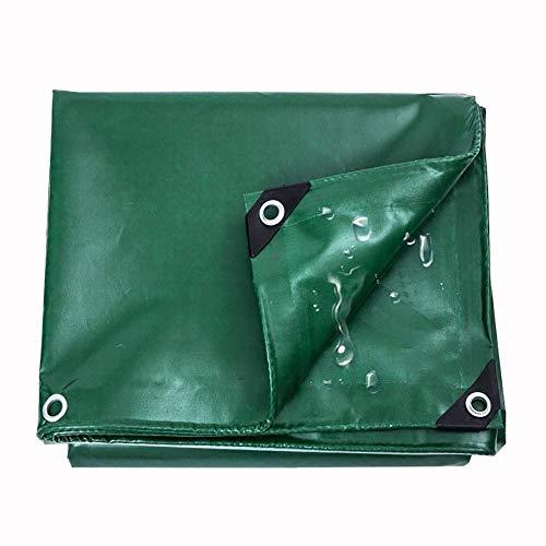 Ovale Metall-schimmel (FINLR-Plane PVC LKW Staubgeschützte Planen Grüne Pflanze Isolation Sonnencreme Loch Aus Metall Stoff - 550 G/M² (Size : 5x7m))
