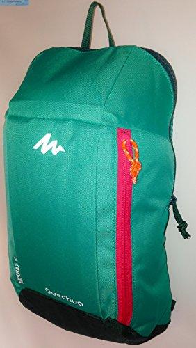 Rucksack 10 Liter mintgrün zum Wandern, Trekking, Radf… | 00791321370841