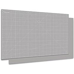 Schneidematte A2 (45x60cm), selbstheilend mit Raster