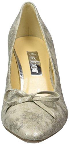 GaborGabor - Scarpe con Tacco Donna Argento