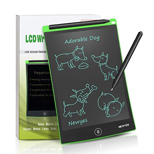 NEWYES LCD Writing Tablet 8,5-Zoll (grün)