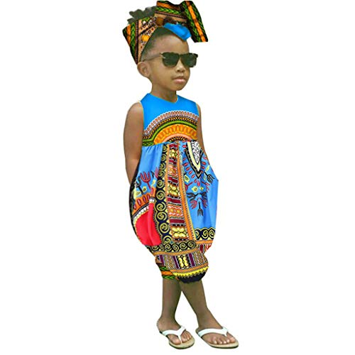 Mono Diadema Estilo Africano bebé niñas, Mono sin