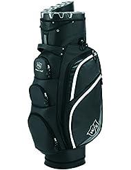 Wilson I-Lock Sac chariot de golf Noir/gris
