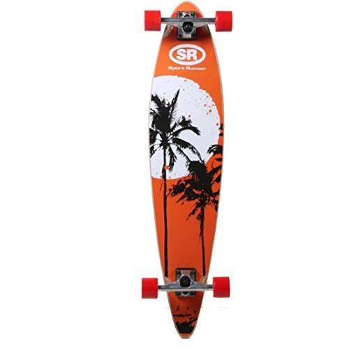 Speel Goed YX 0220��F���Skateboard���Wood, Long, 97�cm