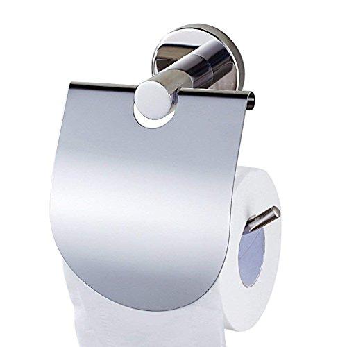 YNG Toilettenpapier-Gestell-Papierhandtuch-Gestell 304 Edelstahl- / Toiletten-Toilettenpapier-Behälter- / Seitenpapier-Behälter- / Rollen-Halter- / Toilettenpapier-Tuch-Kasten