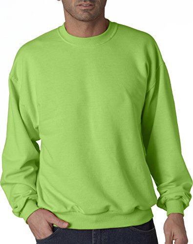 Hockey Symbol auf American Apparel Fine Jersey Shirt Vert - Vert kiwi