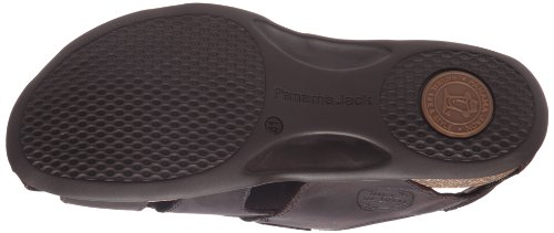 Panama JackFletcher C5 - Punta arrotondata Uomo Marron (Brown nappa grass)