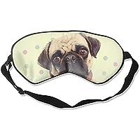 Herren Damen und Kinder Essential Silky Ultimate Sleeping Lightweight Soft Mask Adjustable Polka Dot Mops Augenschutz... preisvergleich bei billige-tabletten.eu