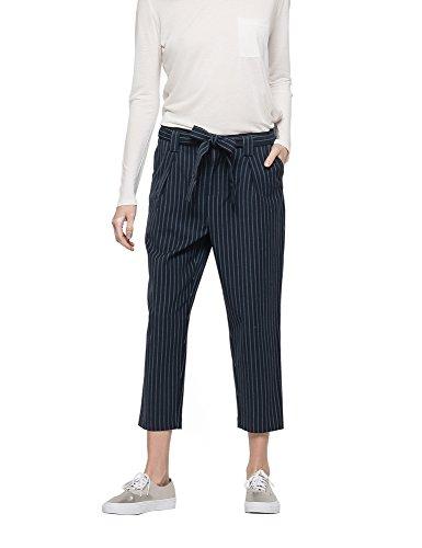 Only Women's Maggie Women's Dark Blue Pants Blue