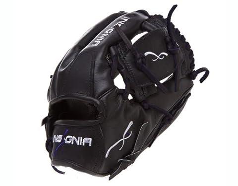 Insignia Onyx i-web Baseball Handschuh (11.75-inch, schwarz)