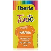 Iberia Naranja Tinte Textil - 70 gr - [Pack de 6]