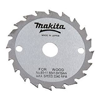 Makita B-32932 Specialized Saegeblatt 85x15x20Z, 82x60 mm
