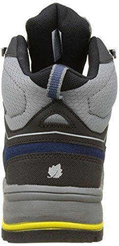 Lafuma M Aymara, Scarpe da Arrampicata Alta Uomo Blu (Insigna Blue/asphalte)