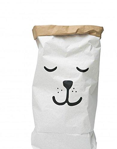 Preisvergleich Produktbild Tellkiddo Paper Bag, Sleeping Bear