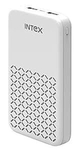 Intex IT-PB-16K Poly 16000mAH Lithium Polymer Power Bank (White)