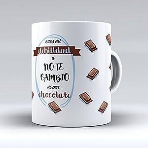 APRIL Taza cerámica Desayuno Regalo