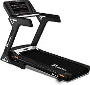 PowerMax Fitness TA-C5 (6HP Peak) Motorized Treadmill with Free Installation, Commercial & Automatic Inc