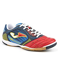 JOMA CALCETTO LIGA-5 AW 606 RED-NAVY-ROYAL INDOOR. 44