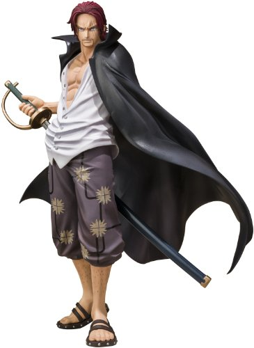 One Piece Zero Shanks Climatic Fight Variant Figuarts Action Figure