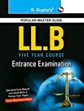 LLB Entrance Exam Guide: After 12th (5 Years Course) (English Edition)