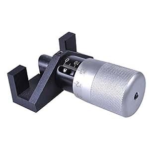 VidaXL 210136 Jauge de tension de courroie tensiomètre