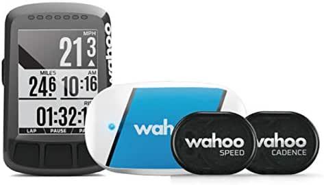 Ciclocomputer Wahoo Elemnt Bolt GPS 2018 - Nero, Bundle
