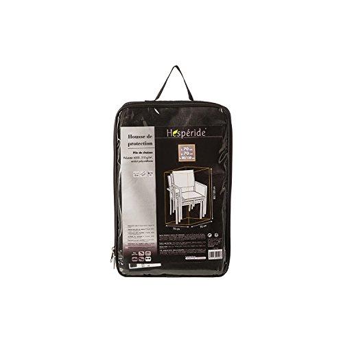 Schutzhülle für einen Stapel STÜHLE - Farbe SCHWARZ - höchste Qualität