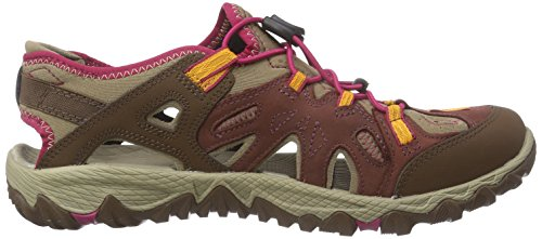Merrell ALL OUT BLAZE SIEVE Damen Aqua Schuhe Rot (Red)