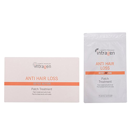 Intragen Anti Hair Loss Detox Action Patch Treatment 30 Patches