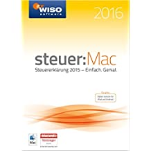 WISO steuer:Mac 2016 [Mac Download]