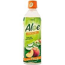 Aloe Pêche 50cl (pack de 12)