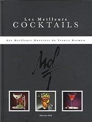 Les meilleures recettes de coktails des meilleurs ouvriers de France barmen