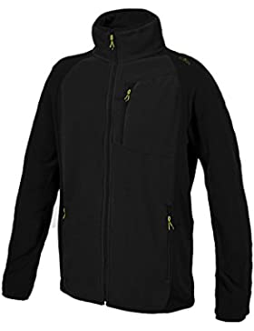 Cmp - Fleece Jacket, color negro , talla 54