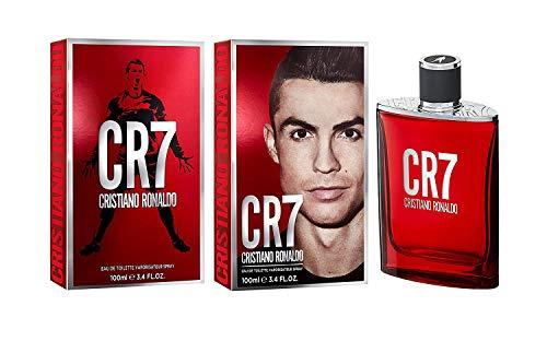Cristiano Ronaldo CR7Eau de Toilette, 100ml