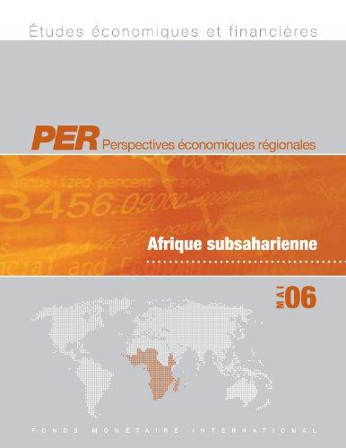 Regional Economic Outlook, May 2006: Sub-Saharan Africa