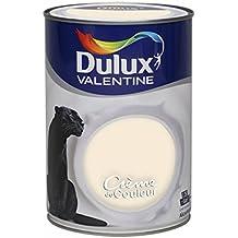Peinture Crème de couleur 1,25L DULUX VALENTINE (lin brut)