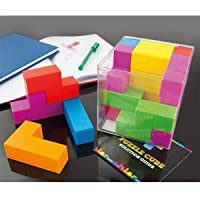 Tetris Puzzle Cube - Its three-dimensional design makes the popular tile-matching game even more mesmerising and brain teasing.