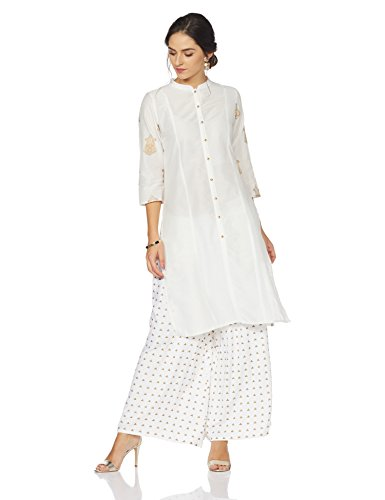 Amazon-Brand-Myx-Womens-Festive-Straight-Kurta