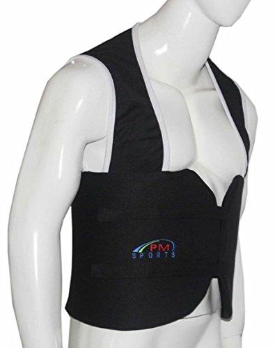 Rynz Collection Erwachsene Karting Rib/Vest Protector für alle Innen/wasserparks Motor Sport Events, S -