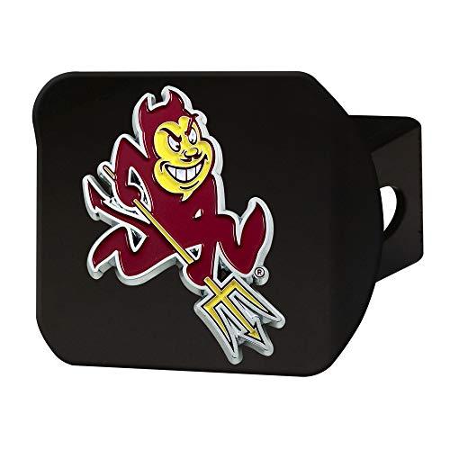 FANMATS NCAA Arizona State Sun Devils Color Hitch - Blackcolor Hitch - Schwarz, Teamfarben, Einheitsgröße -