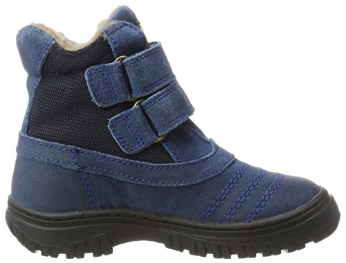 Bisgaard Tex Boot 61014216, Baskets Basses Mixte Enfant Bleu (605 Blue)