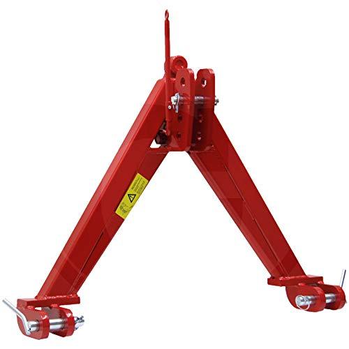 Schlepperdreieck für Fronthydraulik Kat. 2 1400 kg Gerätedreieck Frontdreieck