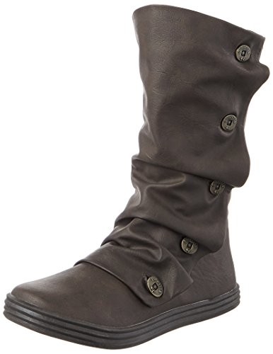Blowfish Rammish, Damen Biker Boots, Braun, 39 EU (6 UK) Blowfish Schuhe Stiefel
