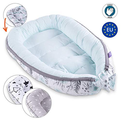 Bebé nido Cocoon para cuna - Capullo para ropa de cama para...