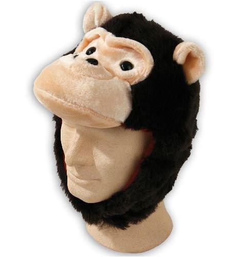 Affenkappe Affen Mütze Hut Kappe