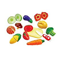 Addo Slice and Play Velcro Vegetable Cutting Set