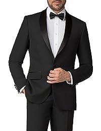 d19c609c9b32 Amazon.co.uk: Scott & Taylor - Suits & Blazers / Men: Clothing