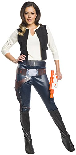Star Wars Classic Han Solo Women's Costume, Medium