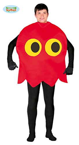 rotes Gespenst - Kostüm für Erwachsene Gr. M/L, Größe:L