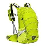 Outdoor equitazione alpinismo borsa/zaino casual uomo e donna viaggio/campeggio viaggio/zaino leggero, giallo